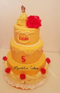 Wedding Cake Belle
