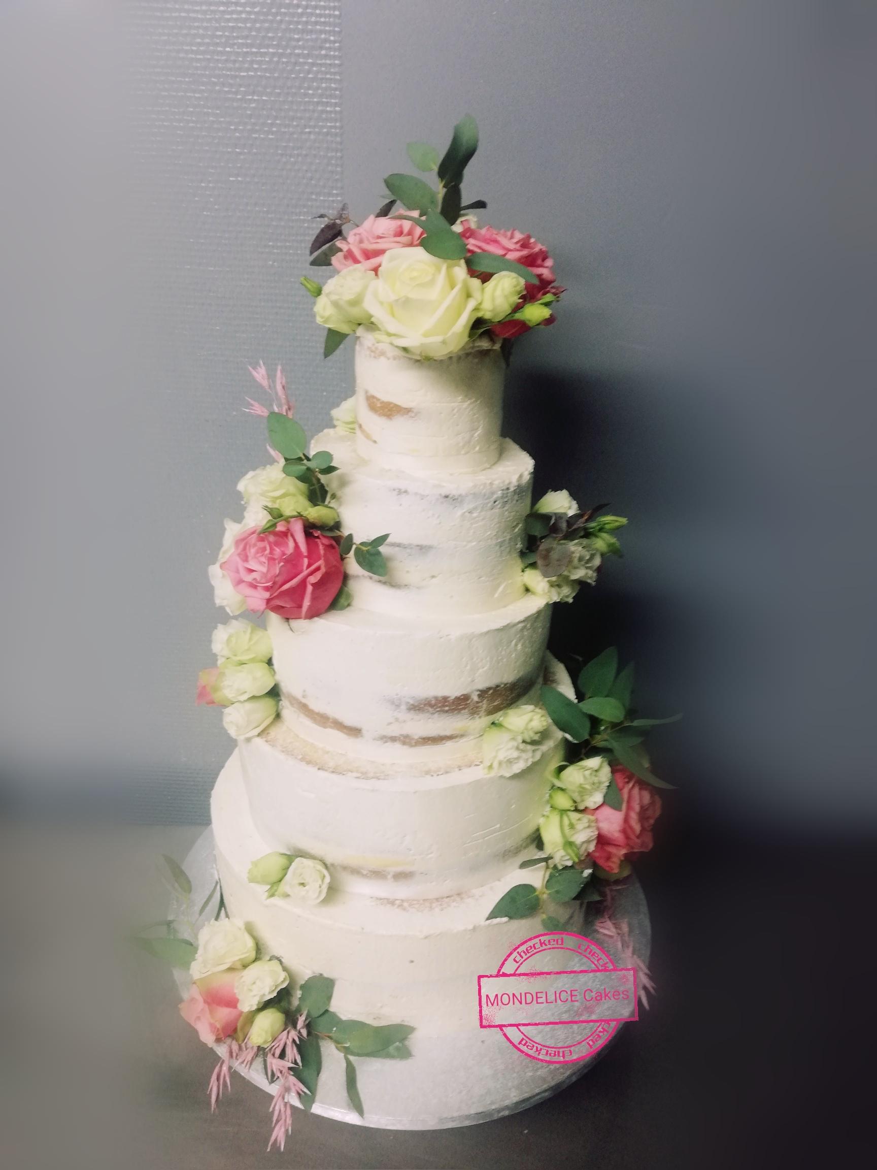 Layer Cake mariage