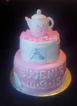 Cake Alice aux pays de Merveilles