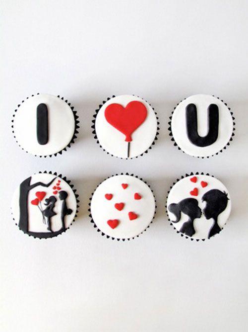cupcakes valentines days