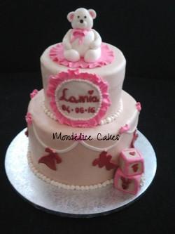 Cake baby girl