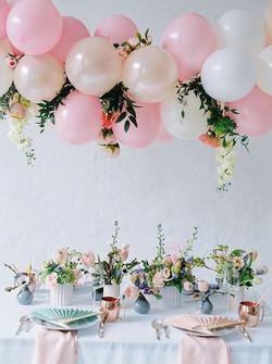 Un mariage avec des ballons _ les plus belles inspirations de Zankyou (1)