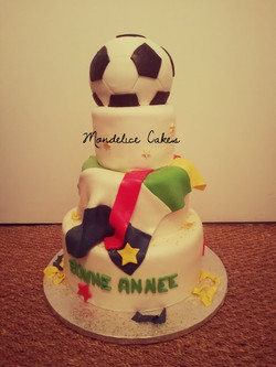 Cake Centre Africa Foot