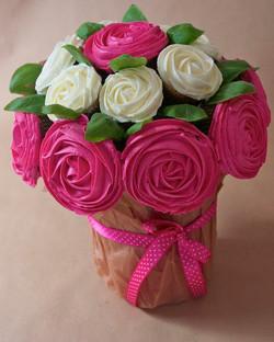 bouquet Cupcakes 5