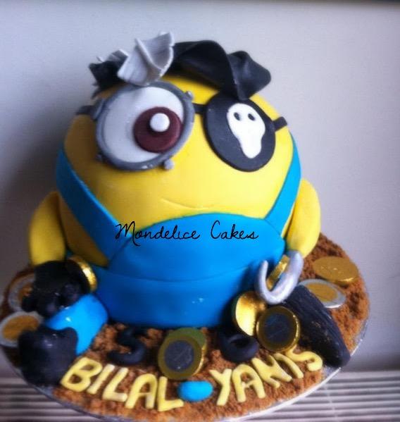 Cakes minion