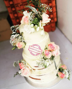 Layer Cake Flowers thème champetre