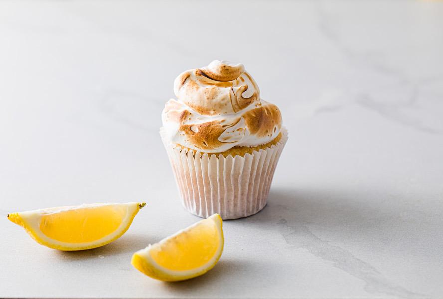 cupcakes citron meringué
