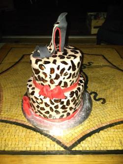 Cake Louboutin