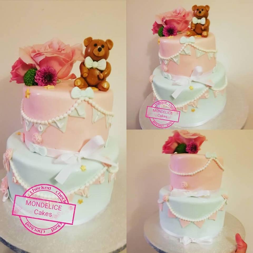 Cake Girl & Boy