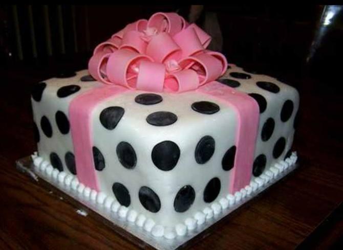 Wedding Cake Cadeau