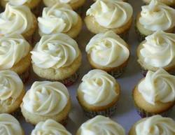 Cupcakes Vanille & Confiture de Lait