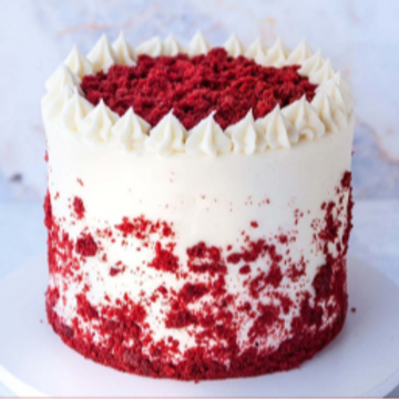 LAYER CAKE RED VELVET - 10 Parts