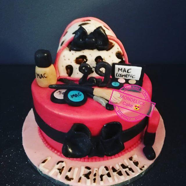 Cake Make UP Girl 👜 _Happppppppppppy Bi