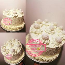 Layer Cake Noix de Coco & Raffaelo