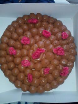 Tarte Fraise & Chocolat
