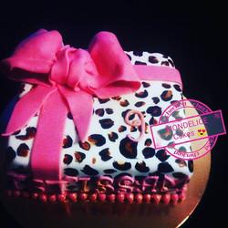 Cake effet Léopard 😍😍 #cakedesign #cak