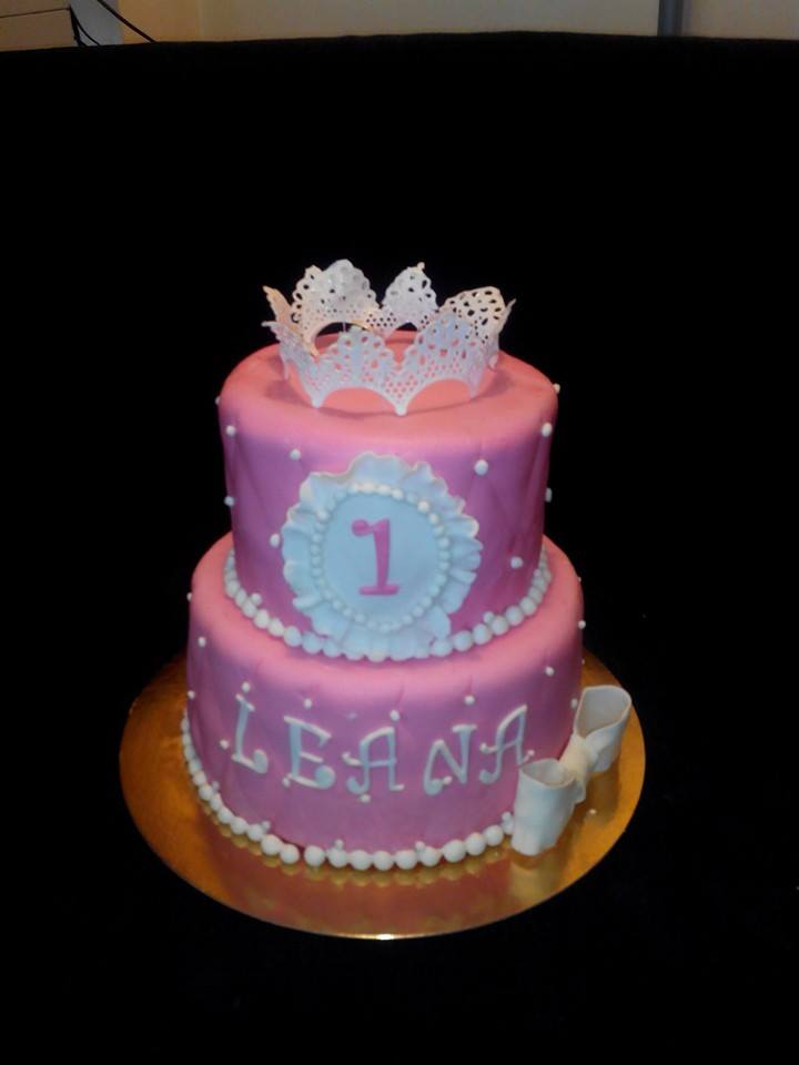 Cake Princesse