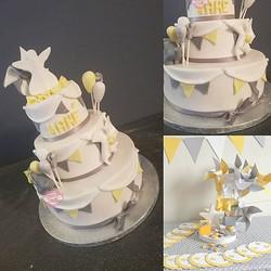 Baby Cake BAPTISM 👼👼_Caramel & Vanilli