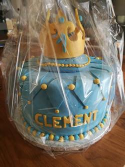 Cake Roi