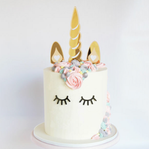 LAYER CAKE UNICORN - 10 parts