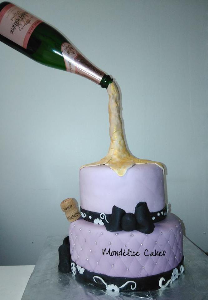 Gravity Champagne
