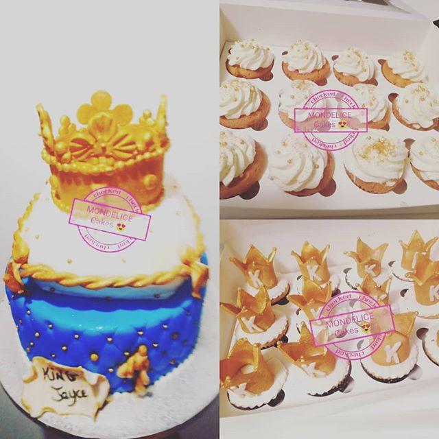 Cupcakes princier 🤴🤴 #cupcakes #cakede