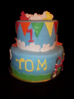 Cake enfant