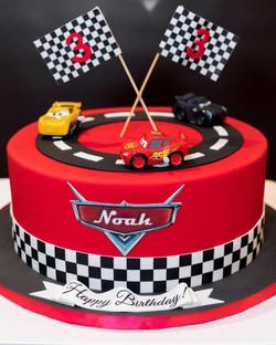 cake car