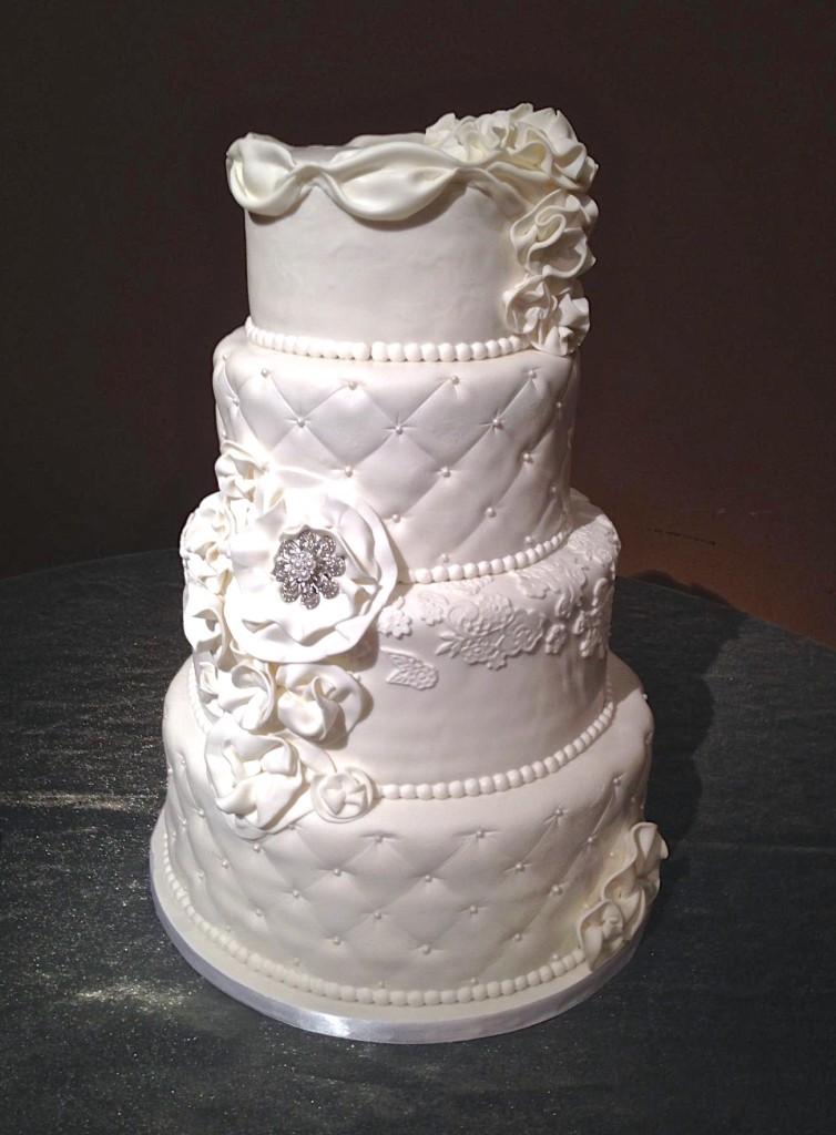 Cake Quilting