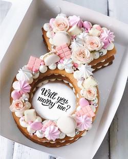 Bague tarte