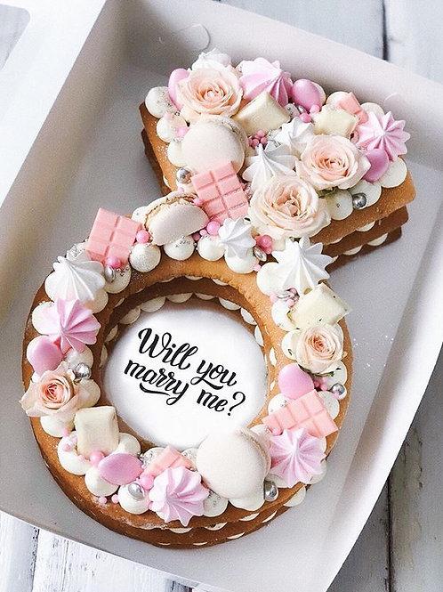 Bague Cake