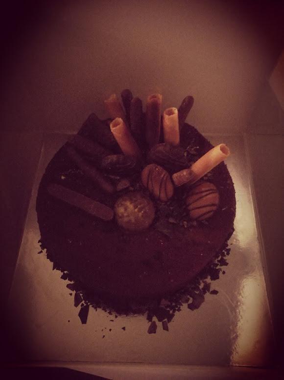 Mousse 3 chocolat