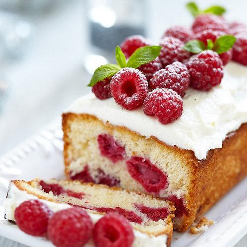 Cake Framboise et Citron