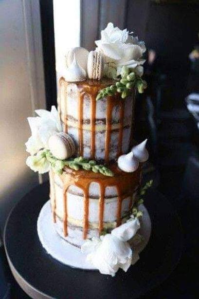 NUDE CAKES DRIP, FLOWERS