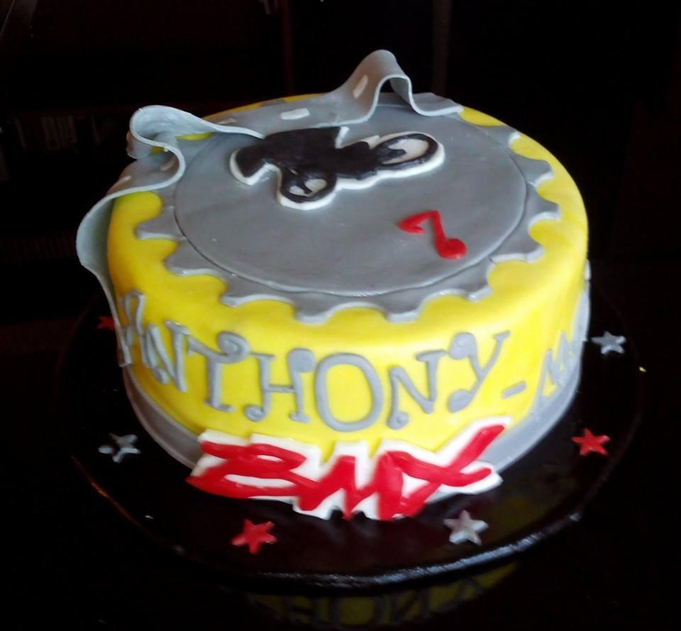 Cake Moto Cross