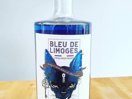 Comment boire son gin : Le Bleu de Limoges