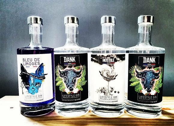 Grand pack 4 gins