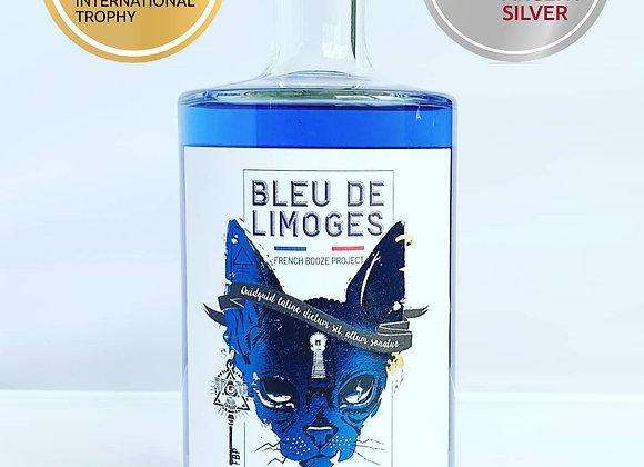 """Gin """"Bleu de Limoges"""" 41% 50cl"""