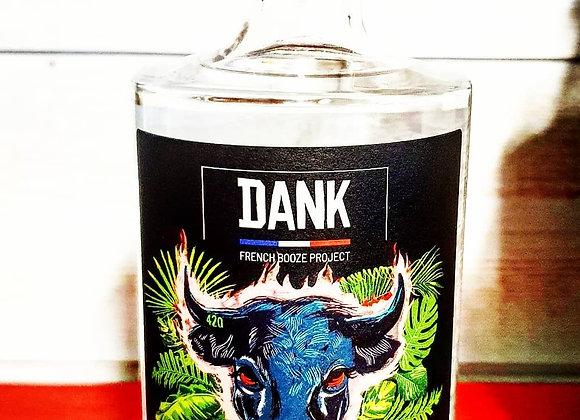 Gin DANK version spéciale 42° 50cl