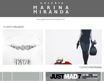 Galería Marina Miranda en JustMad7