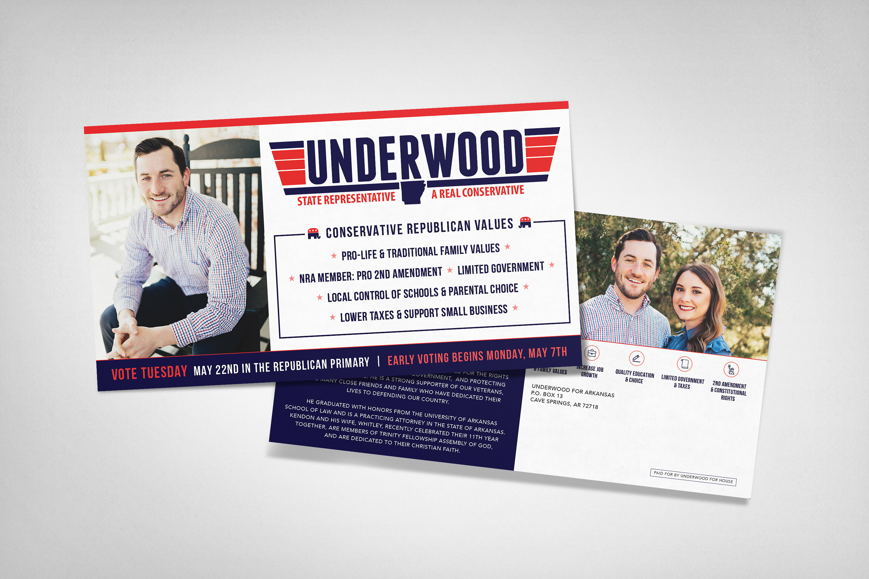 Underwood For Arkansas