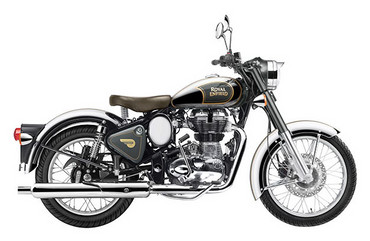 Royal Enfield Classic 500 Chrome Graphit