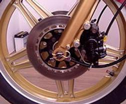 Honda hjul, Honda wheel