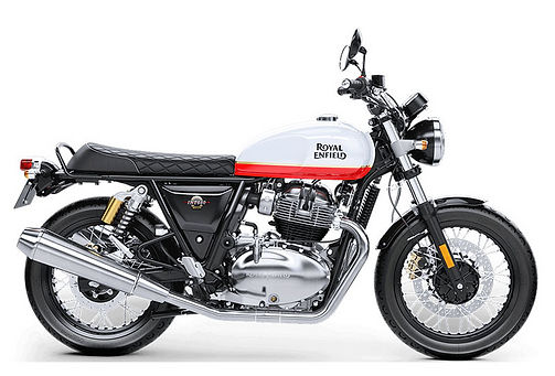 Royal Enfield Interceptor 650 Baker Expr