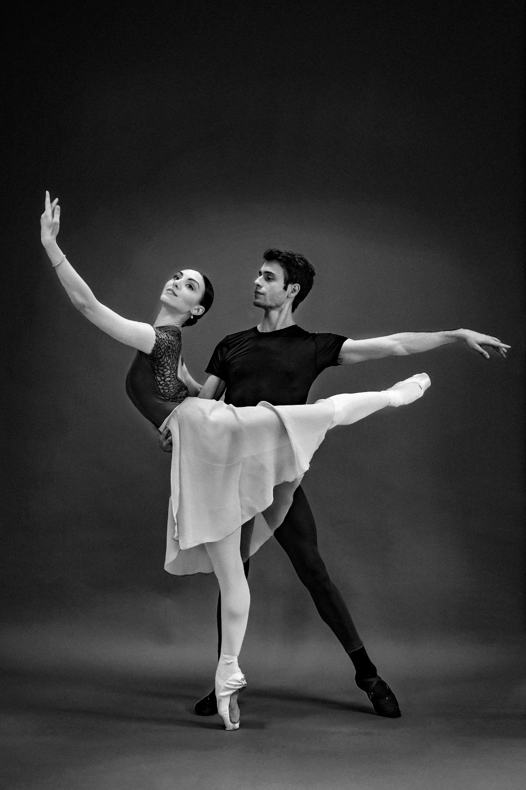 Marco Agostino e Martina Arduino
