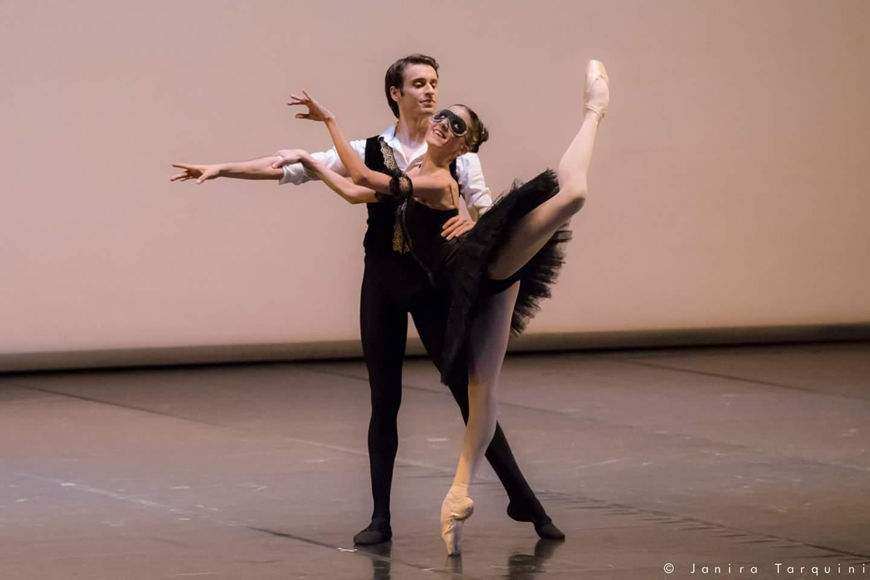 Marco Agostino and Vittoria Valerio