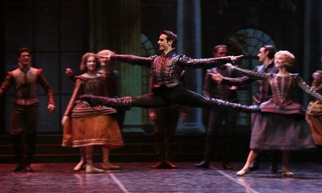 Marco Agostino in Cinderella