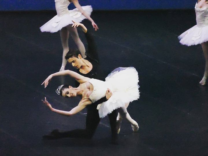 Symphony in C Balanchine