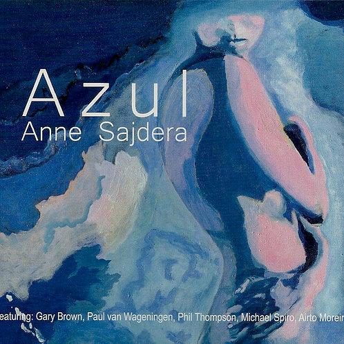 Azul - Anne Sajdera 2012