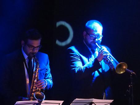Miroslav Hloucal & Jan Fečo perform in Přeřov Oct 2019